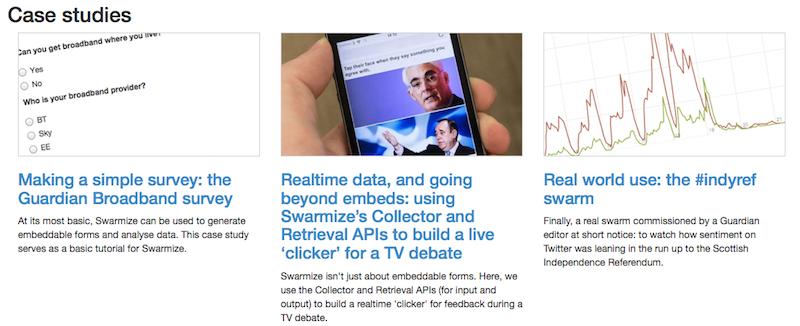 The Guardian lance un outil open source pour les data journalistes