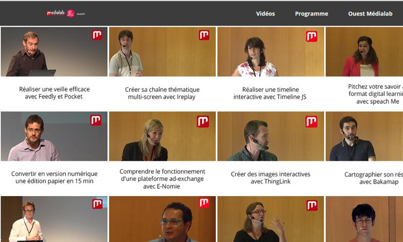 Veille, dataviz, multimedia storytelling... 30 tutoriels en ligne