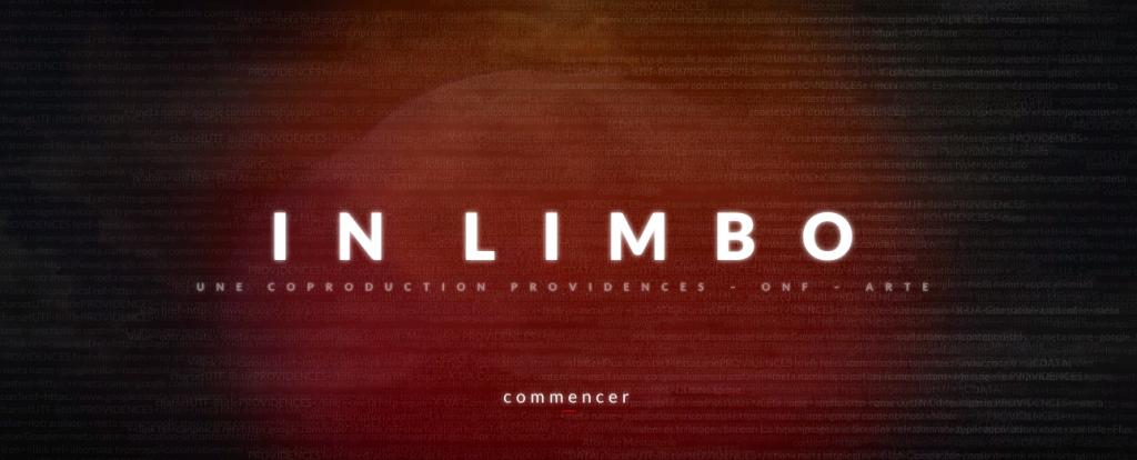 In Limbo, un film interactif sur les données que nous laissons sur le web