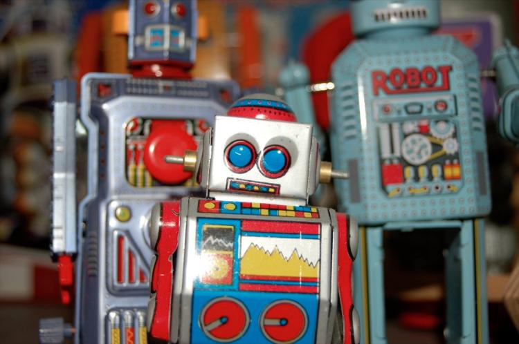 Les robots écrivent-ils comme des journalistes ?