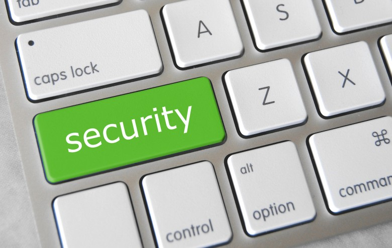 Security Keyboard Button by GotCredit, Creative Commons