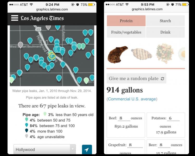 Petits mais costauds : conseils pour réussir ses projets data sur écrans mobiles