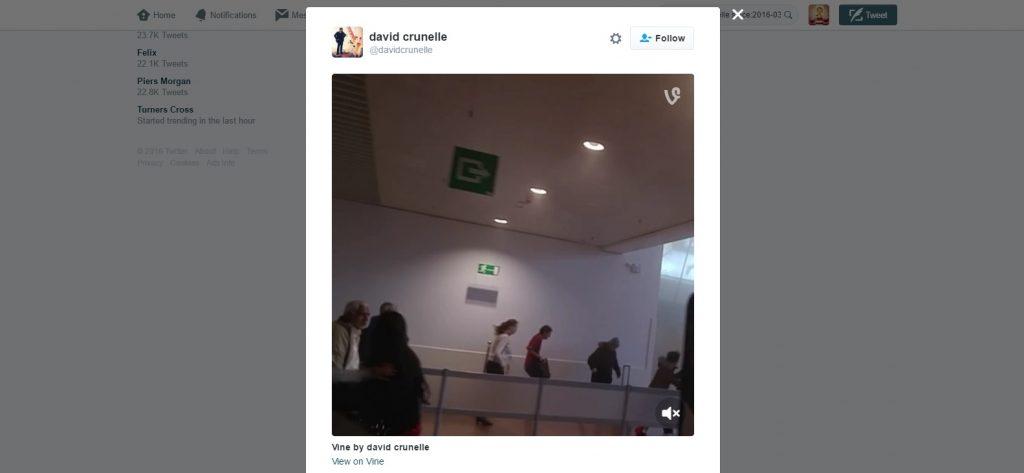 Témoin des attentats de Bruxelles, il raconte l'envers de la collecte médiatique