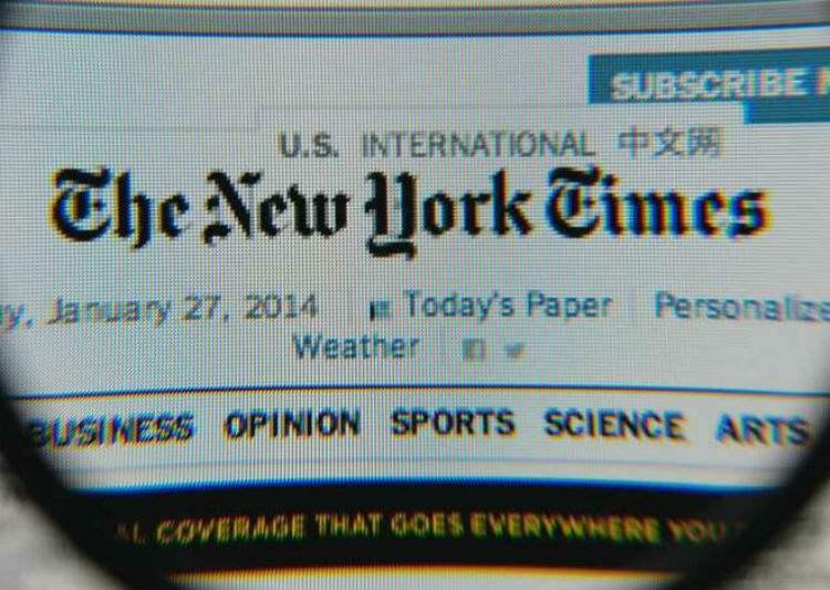 Le New York Times en appelle à Google pour modérer ses commentaires
