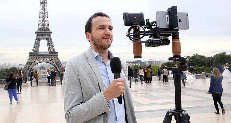 BFM Paris : la nouvelle chaîne tournera au smartphone
