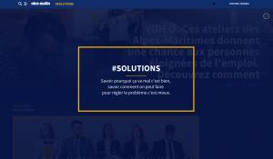 Le journalisme de solutions, une solution pour Nice-Matin