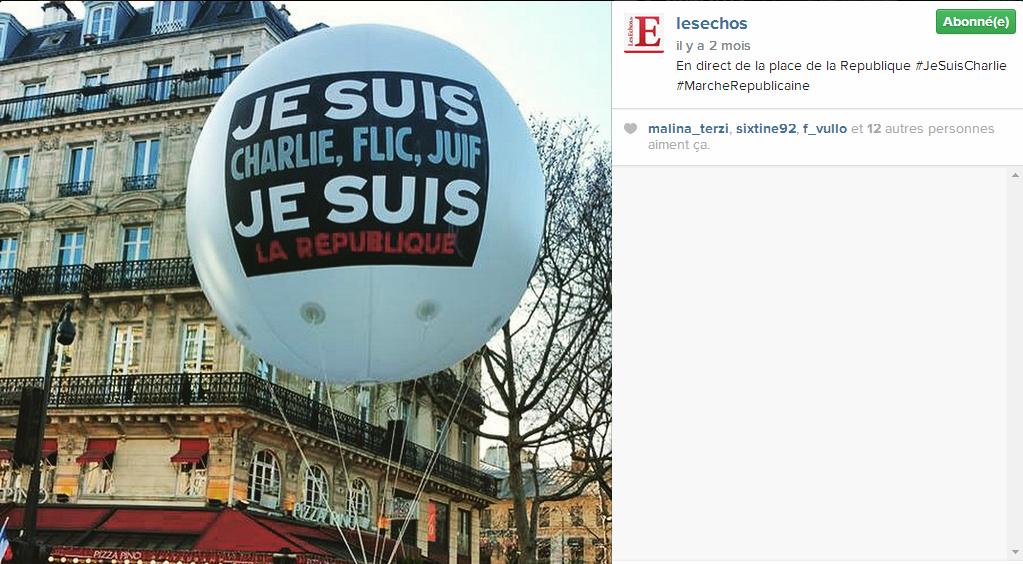 Instagram - Les Echos