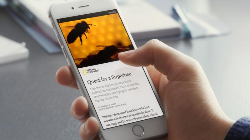 Avec Instant Articles, Facebook devient votre outil de publication (et votre régie au besoin)