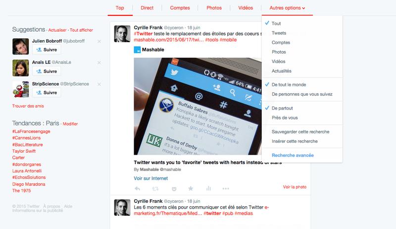 8 nouvelles fonctionnalités de Twitter que vous ne connaissez (sans doute) pas
