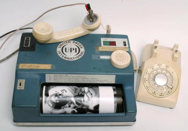 Le journalisme mobile il y a 30 ans, c'était comment?